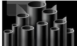 Труба ПНД ПЭ100 ПЭ80 SDR 11 для канализации. В отрезках.
