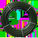 Труба ПНД ПЭ100 ПЭ80 диаметр 63 мм для газа. В бухтах.